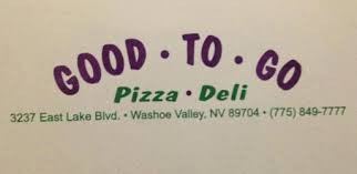 Good - To - Go Pizza Deli